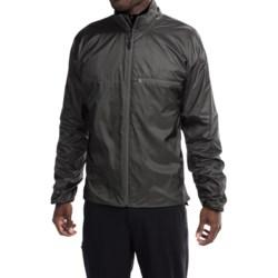 Marmot DriClime® Windshirt Jacket - Lightweight (For Men) in Cobalt/Black
