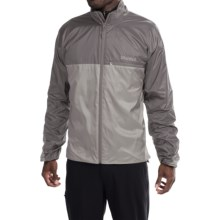 Marmot DriClime® Windshirt Jacket - Lightweight (For Men) in Cinder/Slate Grey - Closeouts