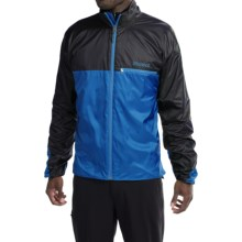 Marmot DriClime® Windshirt Jacket - Lightweight (For Men) in Cobalt/Black - Closeouts