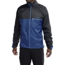 Marmot DriClime® Windshirt Jacket - Lightweight (For Men) in Eclipse/Black - Closeouts