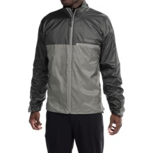 Marmot DriClime® Windshirt Jacket - Lightweight (For Men) in Gargoyle/Black - Closeouts
