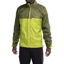 Marmot DriClime® Windshirt Jacket - Lightweight (For Men) in Green Lichen/Greenland - Closeouts