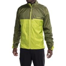 Marmot DriClime® Windshirt Jacket - Lightweight (For Men) in Green Lichen/Greenland - Closeouts