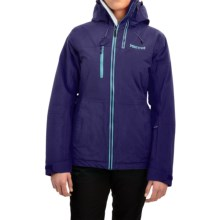 Marmot Dropway Ski Jacket - Waterproof, Insulated (For Women) in Arctic Navy - Closeouts
