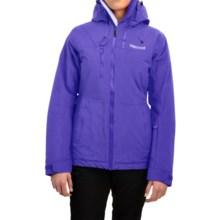 Marmot Dropway Ski Jacket - Waterproof, Insulated (For Women) in Gemstone - Closeouts