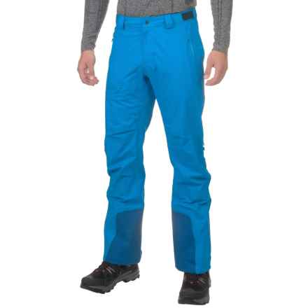 Marmot Durand Pants - Waterproof (For Men) in Skyline Blue - Closeouts