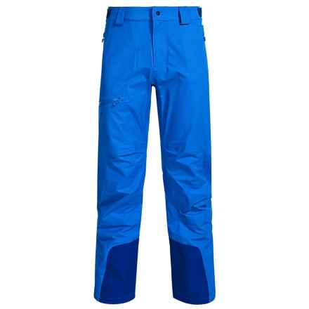 Marmot Durand Ski Pants - Waterproof (For Men) in Skyline Blue - Closeouts