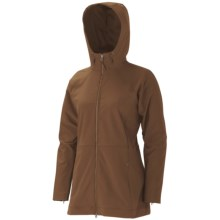 Marmot Eclipse Soft Shell Jacket (For Women) in Spice Brown - Closeouts