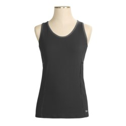 Marmot Eclipse Sport Tank Top (For Women) in Black