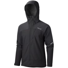 Marmot Elementalist Jacket - Windstopper®, Soft Shell (For Men) in Black - Closeouts