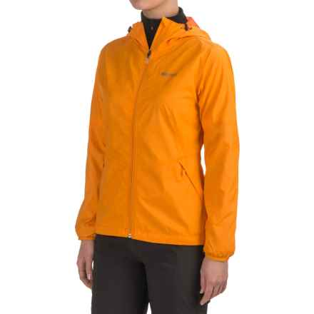 Marmot Ella Windstopper® Jacket - Hooded (For Women) in Sweet Orange - Closeouts