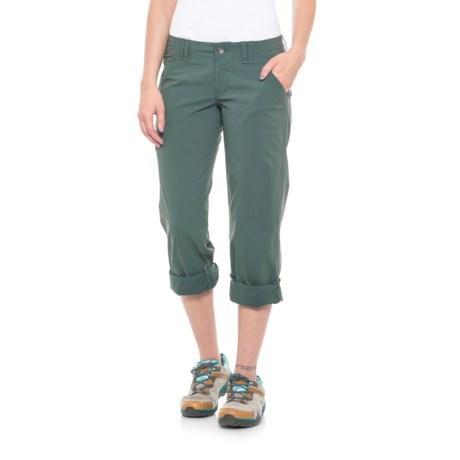Marmot Erin Pants - UPF 50 (For Women) in Dark Zinc