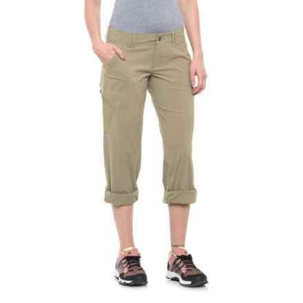 Marmot Erin Pants - UPF 50 (For Women) in New Desert Khaki - Closeouts