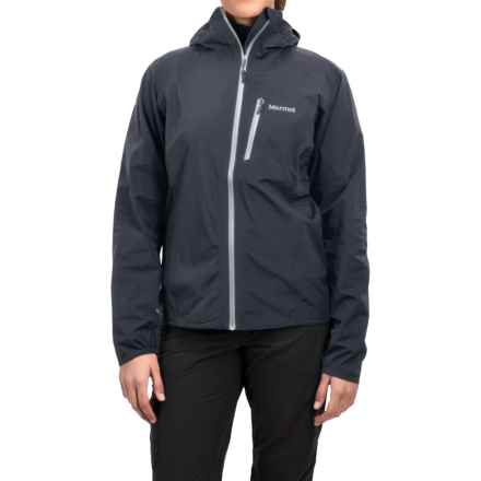 Marmot Essence NanoPro® Jacket - Waterproof (For Women) in Dark Steel - Closeouts
