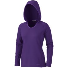 Marmot Essential Pullover - UPF 50, Long Sleeve (For Women) in Deep Purple - Closeouts