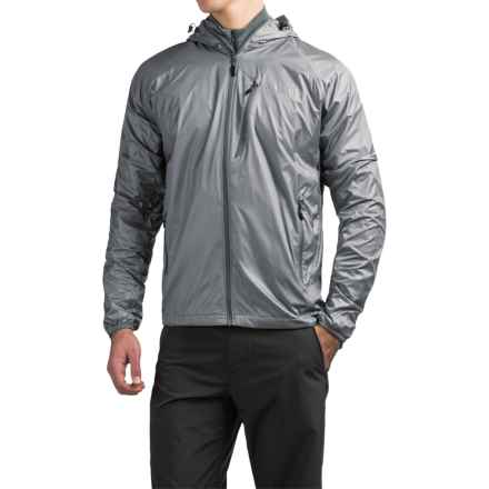 Marmot Ether DriClime® Hooded Jacket (For Men) in Steel - Closeouts