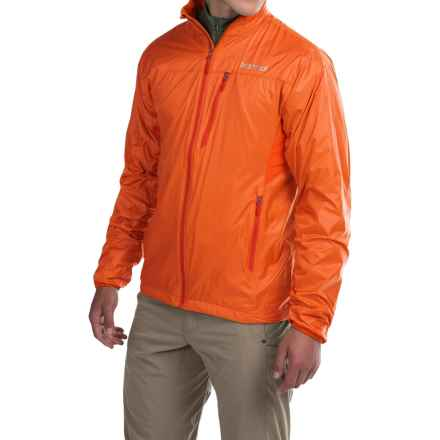Marmot Ether DriClime® Jacket (For Men) in Blaze - Closeouts