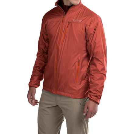 Marmot Ether DriClime® Jacket (For Men) in Dark Rust - Closeouts