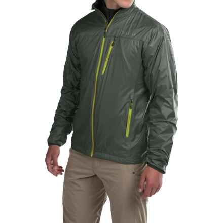Marmot Ether DriClime® Jacket (For Men) in Dark Zinc - Closeouts