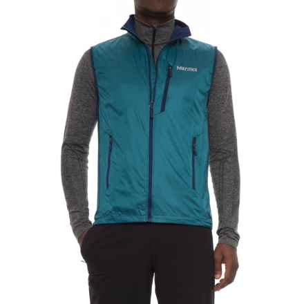 Marmot Ether DriClime® Vest (For Men) in Late Night - Closeouts