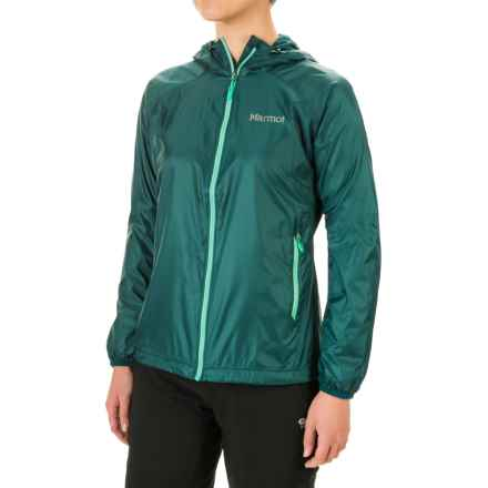 Marmot Ether Jacket (For Women) in Deep Teal - Closeouts
