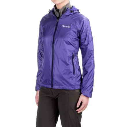 Marmot Ether Jacket (For Women) in Royal Night - Closeouts