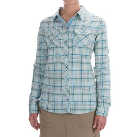 Marmot Evelyn Shirt - UPF 50, Long Sleeve (For Women)