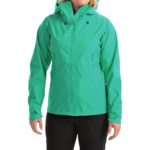 Marmot Exum Ridge Gore-Tex® Jacket - Waterproof (For Women) in Gem Green - Closeouts