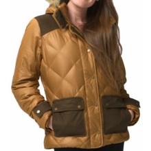 Marmot Fab Down Jacket - Waterproof, 700 Fill Power (For Women) in Copper - Closeouts
