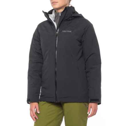 Marmot Featherless Component Jacket - Waterproof, Insulated, 3-in-1 (For Women) in Black - Closeouts