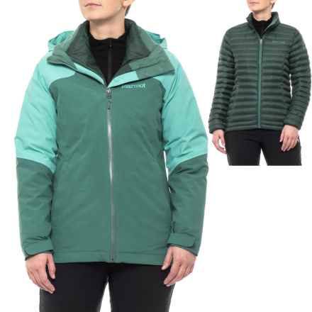 Marmot Featherless Component Jacket - Waterproof 1eb70a466