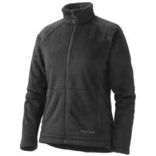 Marmot Flair Fleece Jacket (For Women) in Black - Closeouts