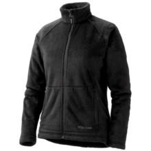 Marmot Flair Fleece Jacket (For Women) in Black - Closeouts