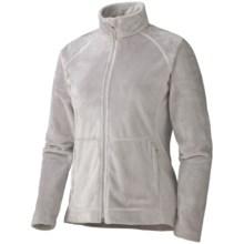 Marmot Flair Fleece Jacket (For Women) in Platinum - Closeouts