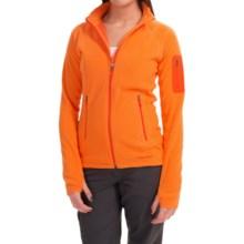 Marmot Flashpoint Jacket - Polartec® Classic Microfleece (For Women) in Melon - Closeouts