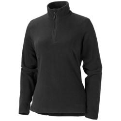 Marmot Flashpoint Polartec® Fleece Jacket (For Women) in Black