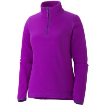 Marmot Flashpoint Polartec® Fleece Jacket (For Women) in Bright Berry - Closeouts