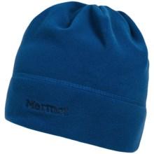 Marmot Flashpoint Polartec® Microfleece Beanie (For Men) in Blue Night - Closeouts