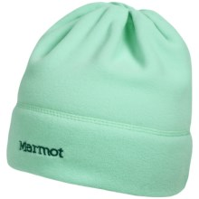 Marmot Flashpoint Polartec® Microfleece Beanie (For Men) in Ice Green - Closeouts