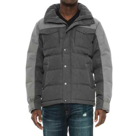 Marmot Fordham Down Jacket - 700 Fill Power (For Men) in Cinder - Closeouts
