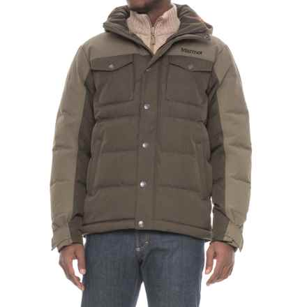 Marmot Fordham Down Jacket - 700 Fill Power (For Men) in Deep Olive - Closeouts