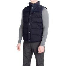 Marmot Fordham Down Vest - 700 Fill Power (For Men) in Midnight Navy - Closeouts