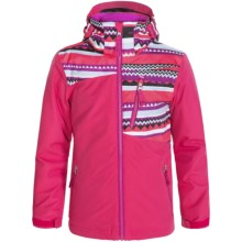 Marmot Free Skier Ski Jacket - Waterproof, Insulated (For Little and Big Girls) in Pink Rock - Closeouts