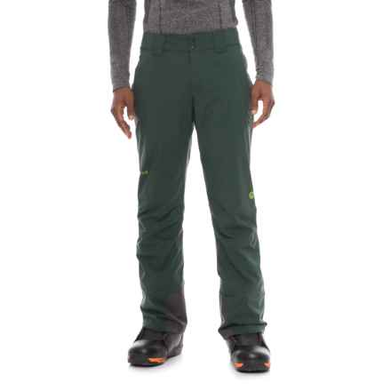 Marmot Freefall Insulated Pants - Waterproof (For Men) in Dark Spruce - Closeouts