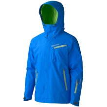 Marmot Freerider Gore-Tex® Performance Shell Jacket - Waterproof (For Men) in Cobalt Blue - Closeouts
