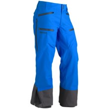 Marmot Freerider Gore-Tex® Performance Shell Ski Pants - Waterproof (For Men) in Cobalt Blue - Closeouts
