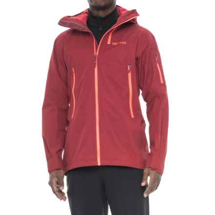 Marmot Freerider Gore-Tex® Ski Jacket - Waterproof (For Men) in Brick - Closeouts
