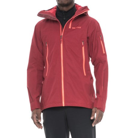 Marmot Freerider Gore-Tex® Ski Jacket - Waterproof (For Men) in Brick