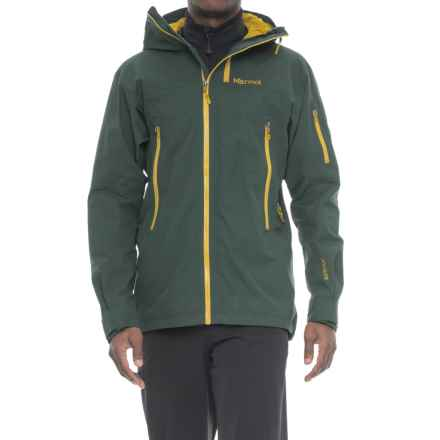 Marmot Freerider Gore-Tex® Ski Jacket - Waterproof (For Men) in Dark Spruce - Closeouts