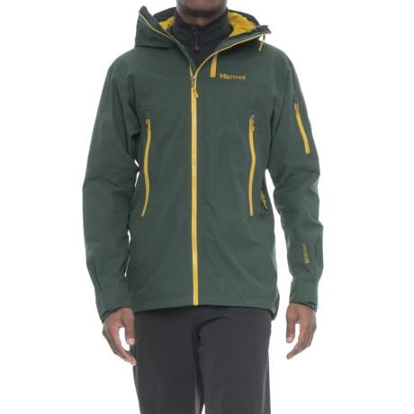 Marmot Freerider Gore-Tex® Ski Jacket - Waterproof (For Men) in Dark Spruce